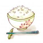 玄米ごはんが血糖値を下げる?ダイエット効果もあるの?