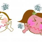 紫外線アレルギーかもしれない!症状や治療法を教えて!