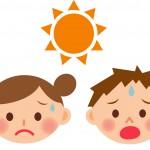 熱中症対策 子供が頭痛や吐き気を訴えた!どう処置する?