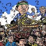岸和田だんじり祭の日程と観覧席の口コミ情報